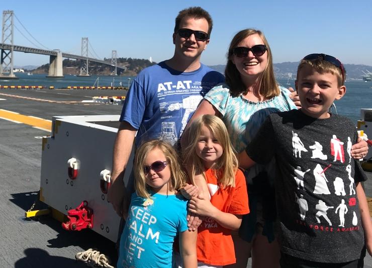 Northrup Family Bay Bridge
